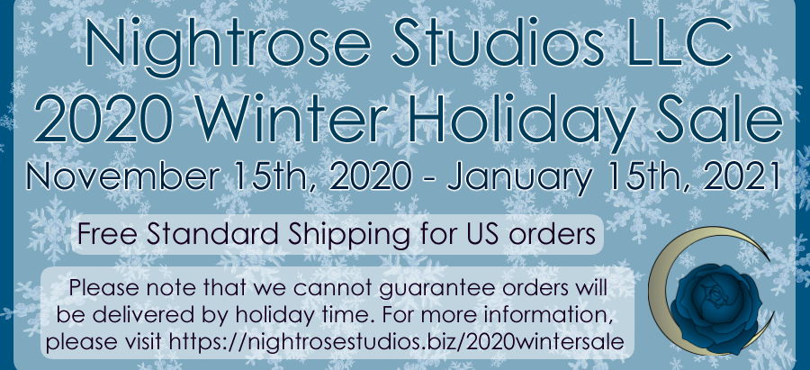 2020 Winter Holiday Sale + Second Anniversary Sale