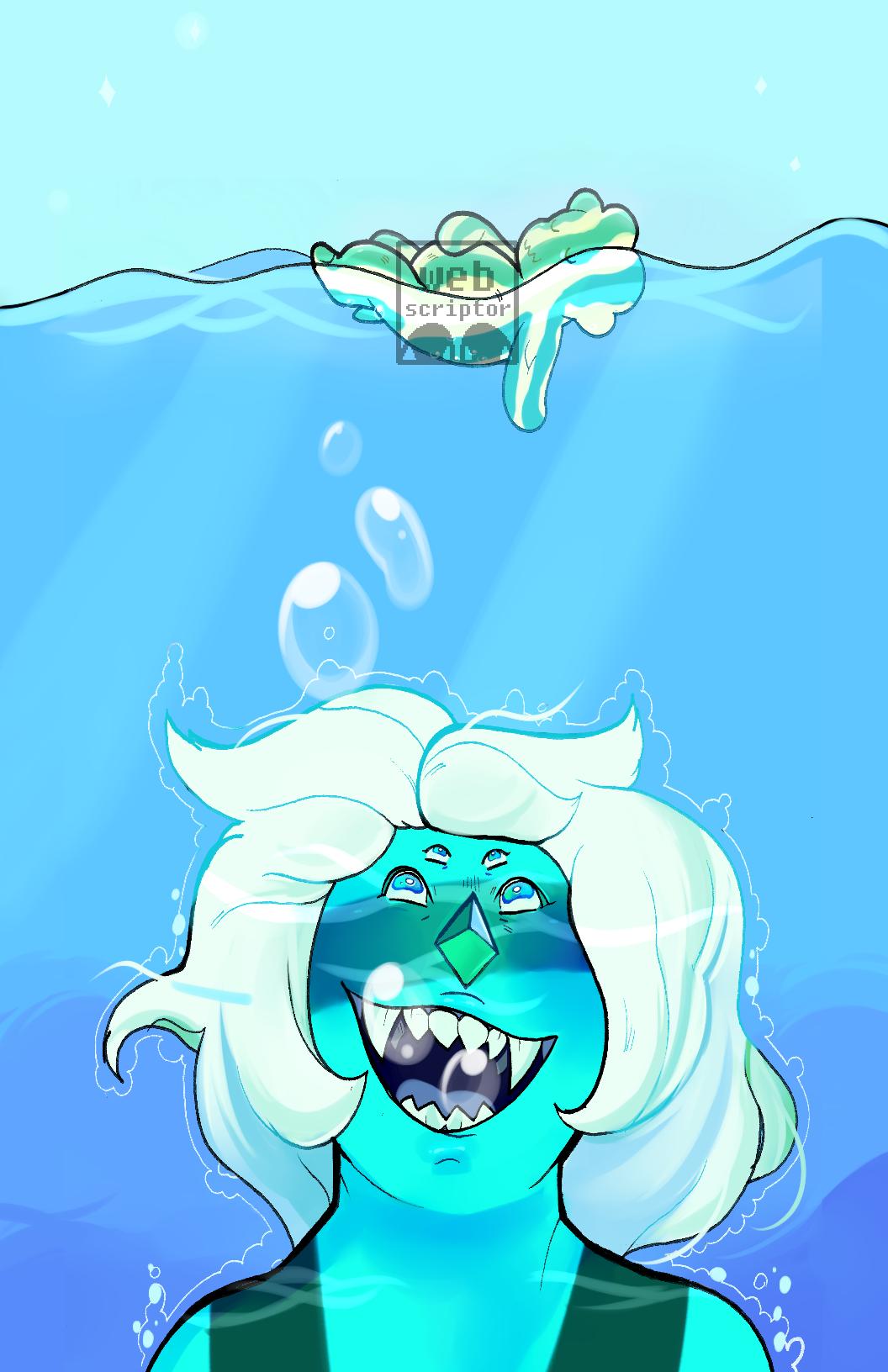 Jaws Malachite