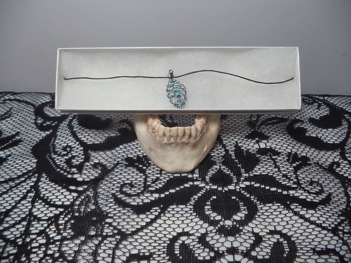 Sans Inspired Necklace