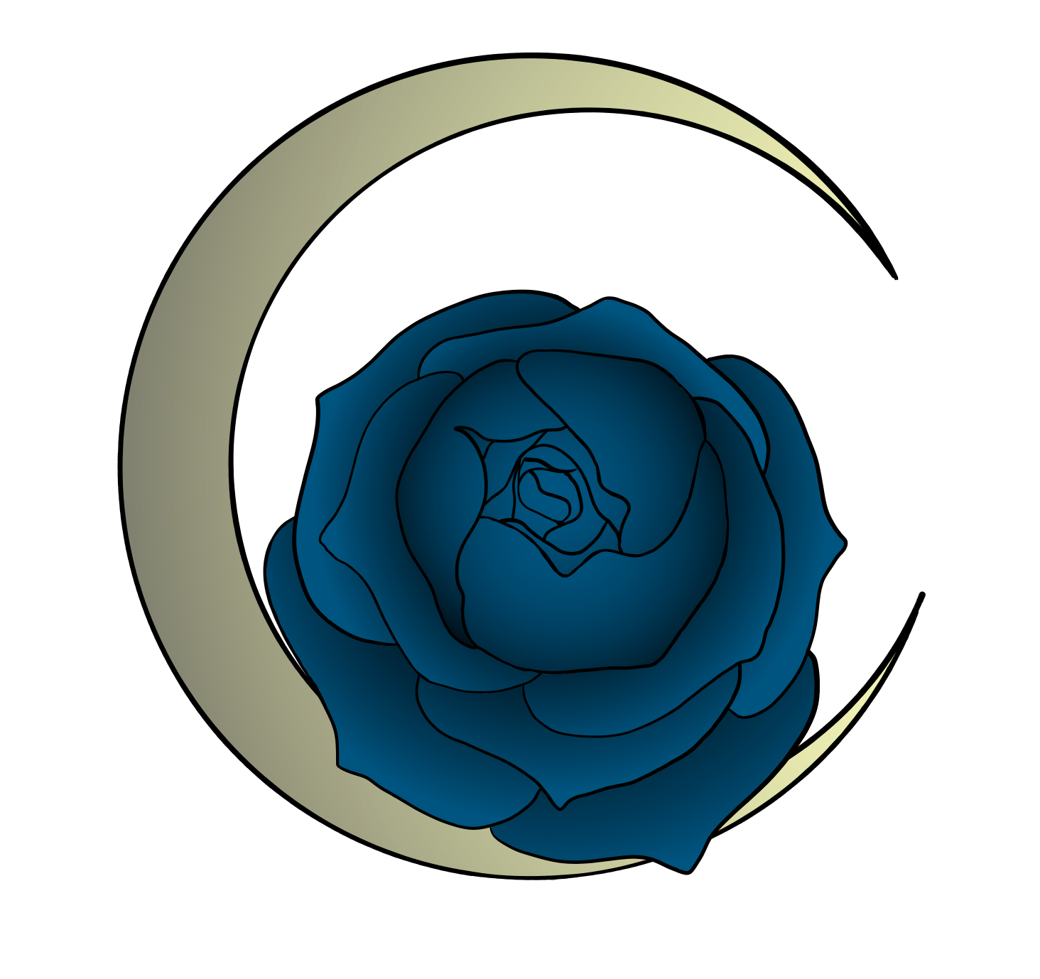 Nightrose Studios Logo Color