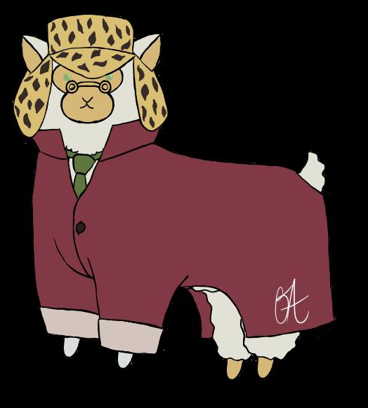 Alpacasso Joseph Signed