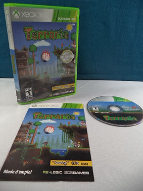 Terraria Platinum Hits for Xbox 360
