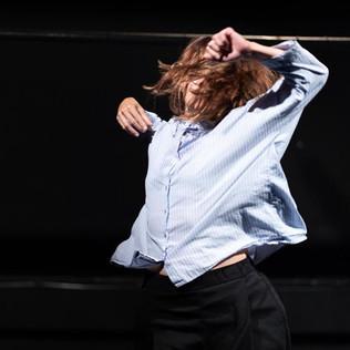 RESIDENCIA TEATRO ENSALLE: Bailar Agora