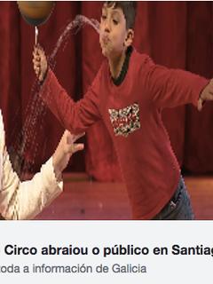 CÔCO-HO na Gran Gala de Circo