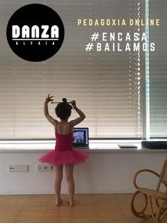danza alfaia / #ENCASA