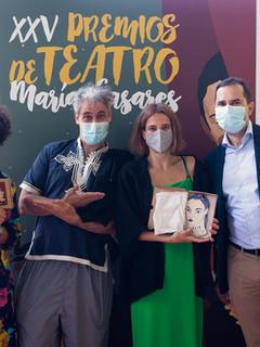 5 nomeamentos para Bailar Agora na XXV Edición do Premios María Casares