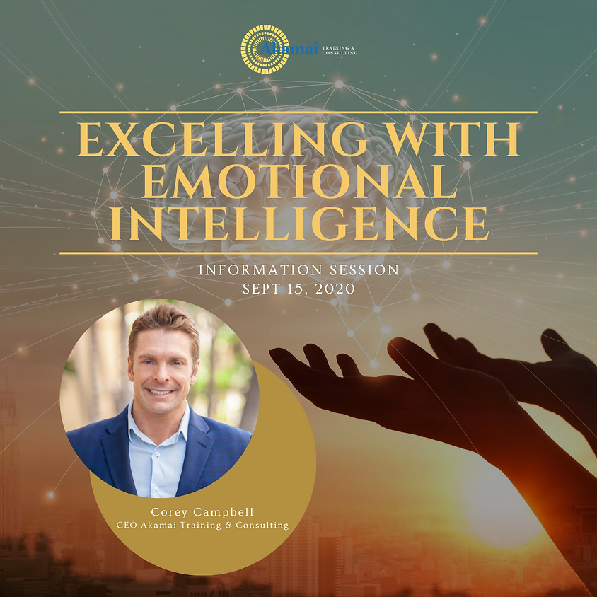 Complimentary Information Session: Excelling with Emotional Intelligence
