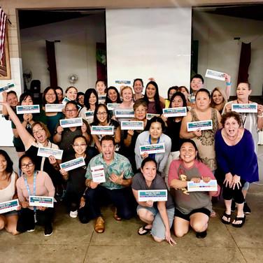 Waikiki Community Center - StrengthsFinders
