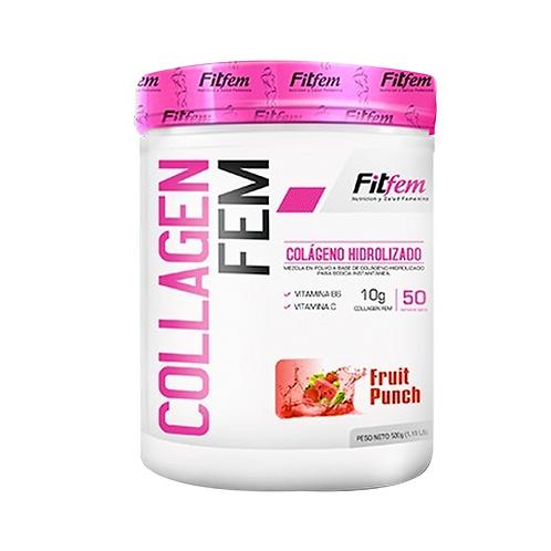 Frasco collagen 500g