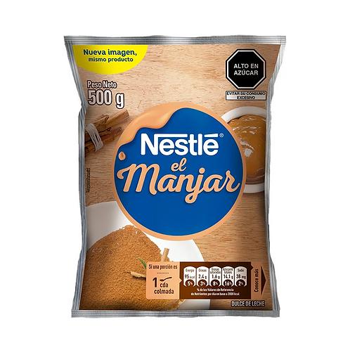 Nestle el manjar bolsa 500 g