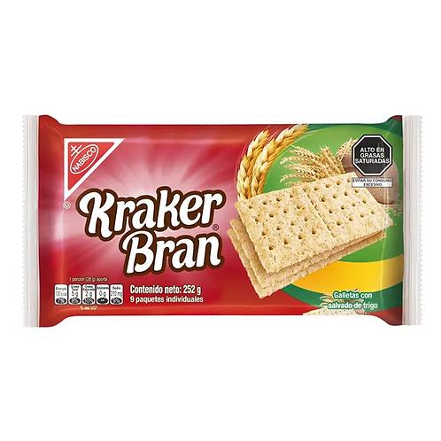 Kraker Bran 252g