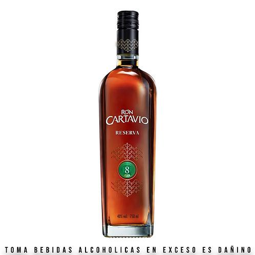 Ron Cartavio Reserva 8 años 750 ml