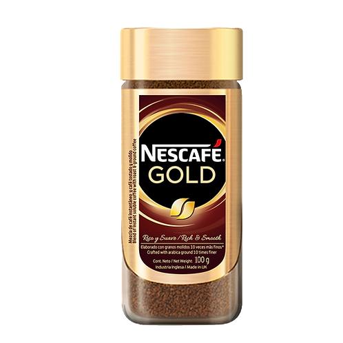 Nescafe Gold  Sgnt Jar 100 g