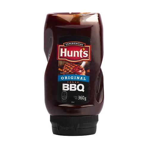 Hunts salsa bbq original 360g