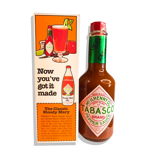 Tabasco Salsa Picante 150 ml