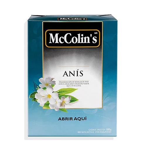 Té Anís Mc Colíns x 100 g