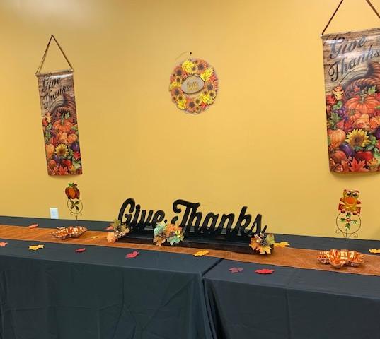 Thankful Thanksgiving 2019