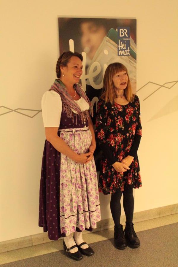 Foto vor der Sendung