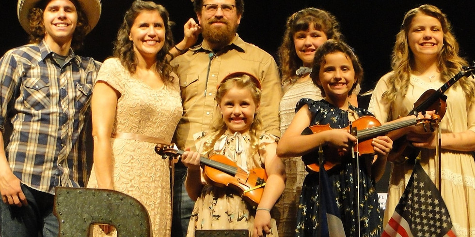 Music Under the Oaks with Family Shiloh Band
