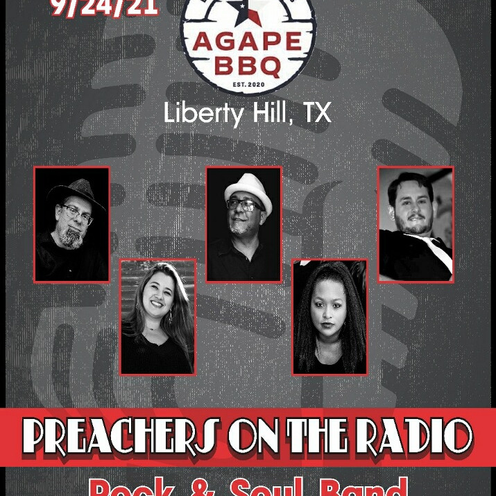 Friday Night Live with Preachers on the Radio