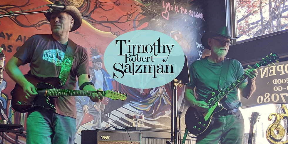 Friday Night Live with Timothy Robert Salzman