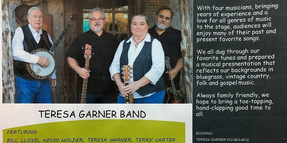 Backyard Crawfish Boil Featuring Teresa Garner Band