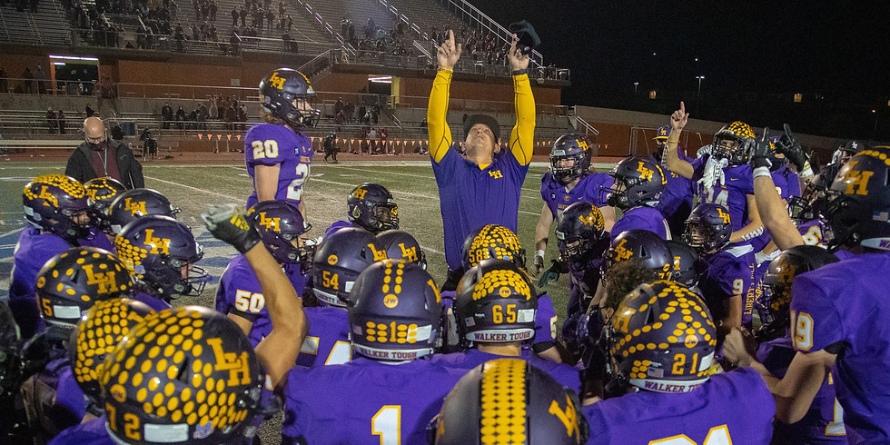 Liberty Hill Panthers Football 5A State Semifinal Watch Party!
