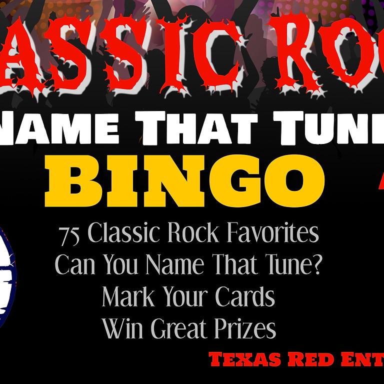 Name That Tune Bingo - Classic Rock