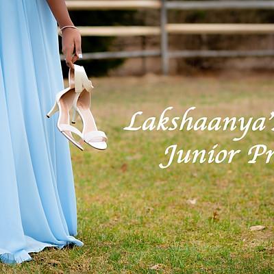 Lakshaanya Prom Shoot