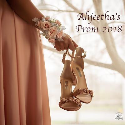 Ahjeetha Prom 2018