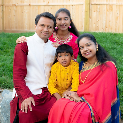 Smitha Family Portrait