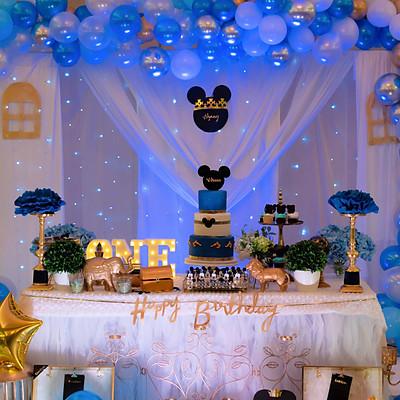 Vihaan's 1st Birthday