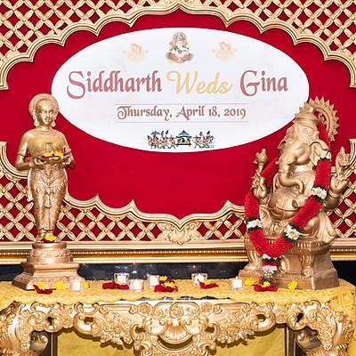 Sid & Gina Wedding