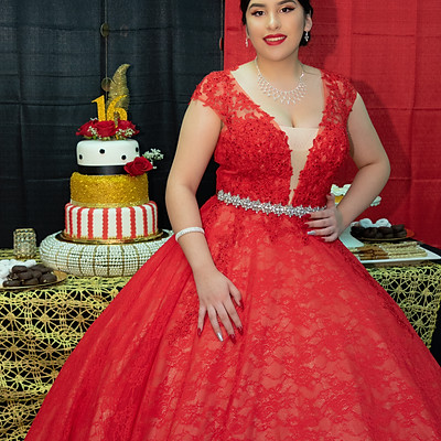 Lizeth Sweet 16 Event Shoot