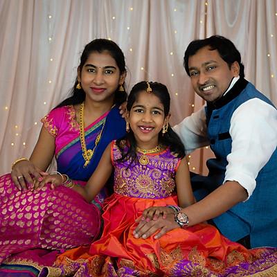 Vidya & Ravi Anniversary Shoot
