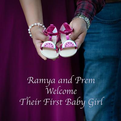 Ramya Maternity Shoot