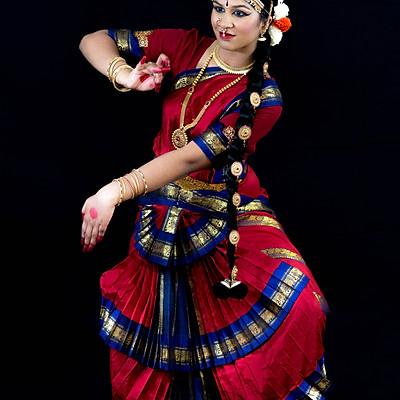 Niharika Dance Portraits