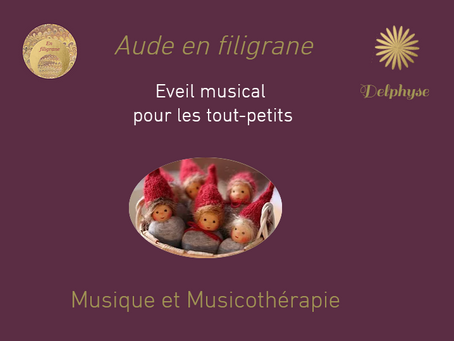 Programme d'éveil musical pour les tout-petits (0-3 ans)