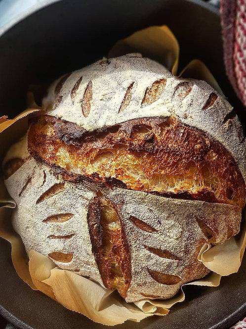 Bake Lab: Sourdough + Pie Experience - Saturday April 25 - 10am