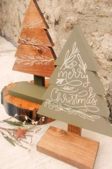 Pick Your Christmas Project - Monday December 9  - 6pm