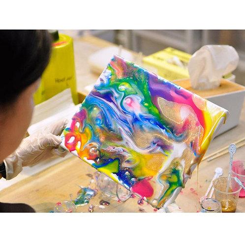 Resin Art (Basics) - Thursday November 7 - 6pm