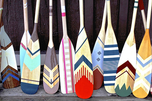 Paint A Paddle - Tuesday August 13 - 6pm