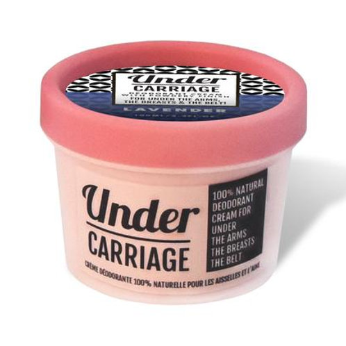 Lavender Deodorant Cream (pink jar)