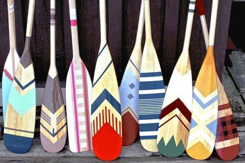 Paint A Paddle - Wednesday May 22 - 6pm