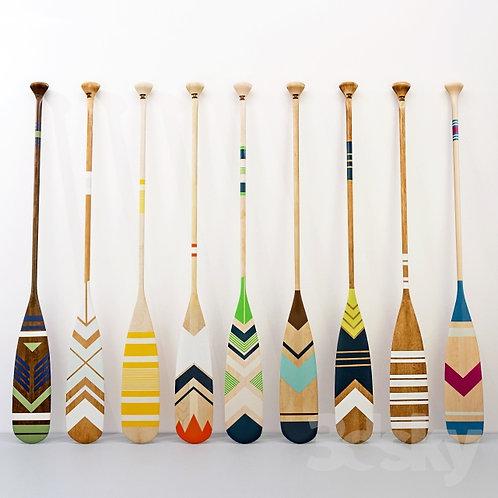 Paint A Paddle - Monday July 15 - 6pm