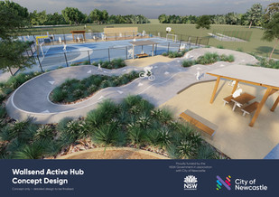 Work set to commence on $1.5 million Wallsend Active Hub