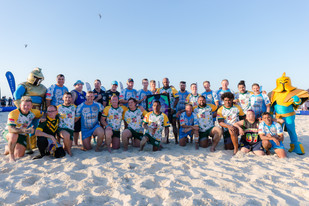 NATIONAL BEACH 5s RUGBY TOURNAMENT HITS NEWCASTLE