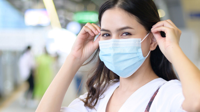MASK UP! How to Avoid and Treat MASKNE!