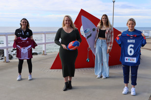 City commits to elevating women in sport