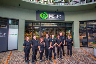 FRESH FOOD FINDS A HOME AT Metro East Newcastle